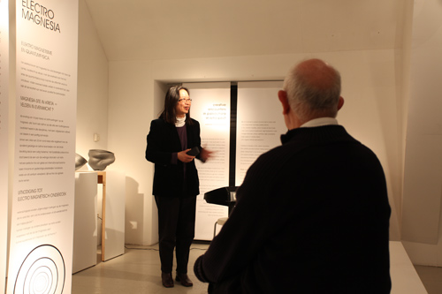 Anne Ku introduces the experience of Creative Encounter in Crete