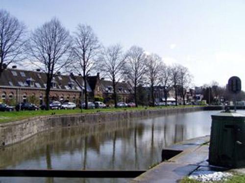 Monument House in Utrecht, Netherlands