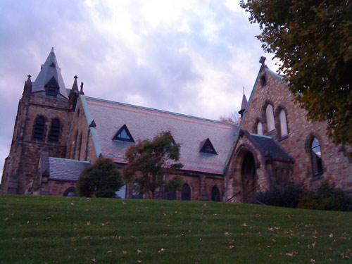St John's Episcopal Church in Jamaica Plain, Boston