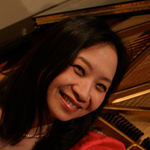 Anne Ku, pianist. Photo credit: Serge van Empelen, Amsterdam