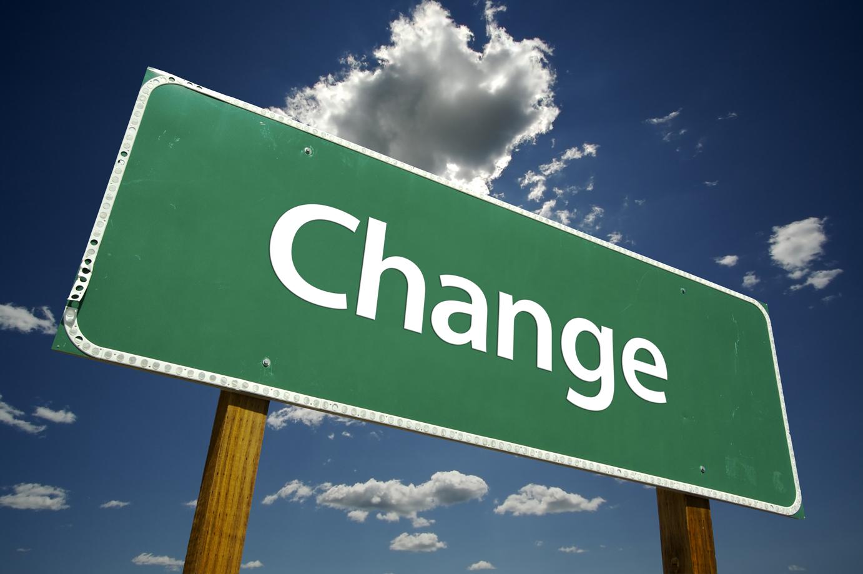Mai stare fermi per paura di cambiare