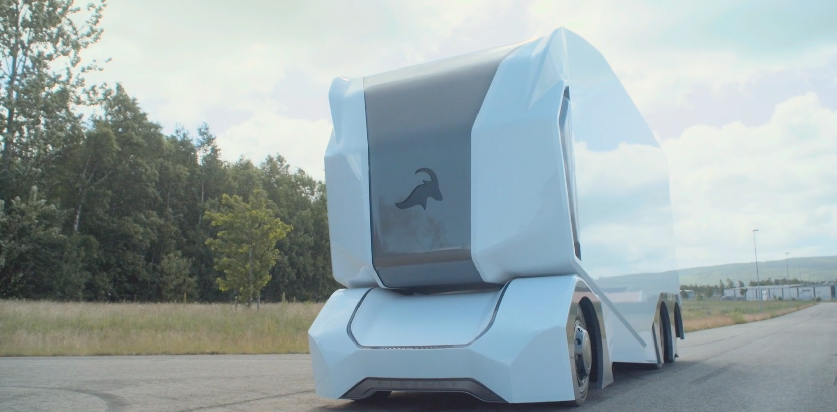 Il furgone 2.0, elettrico e driverless
