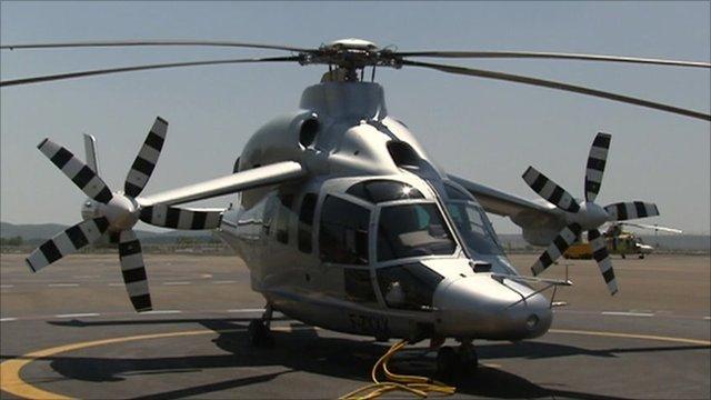 L'elicottero del futuro avrà le ali