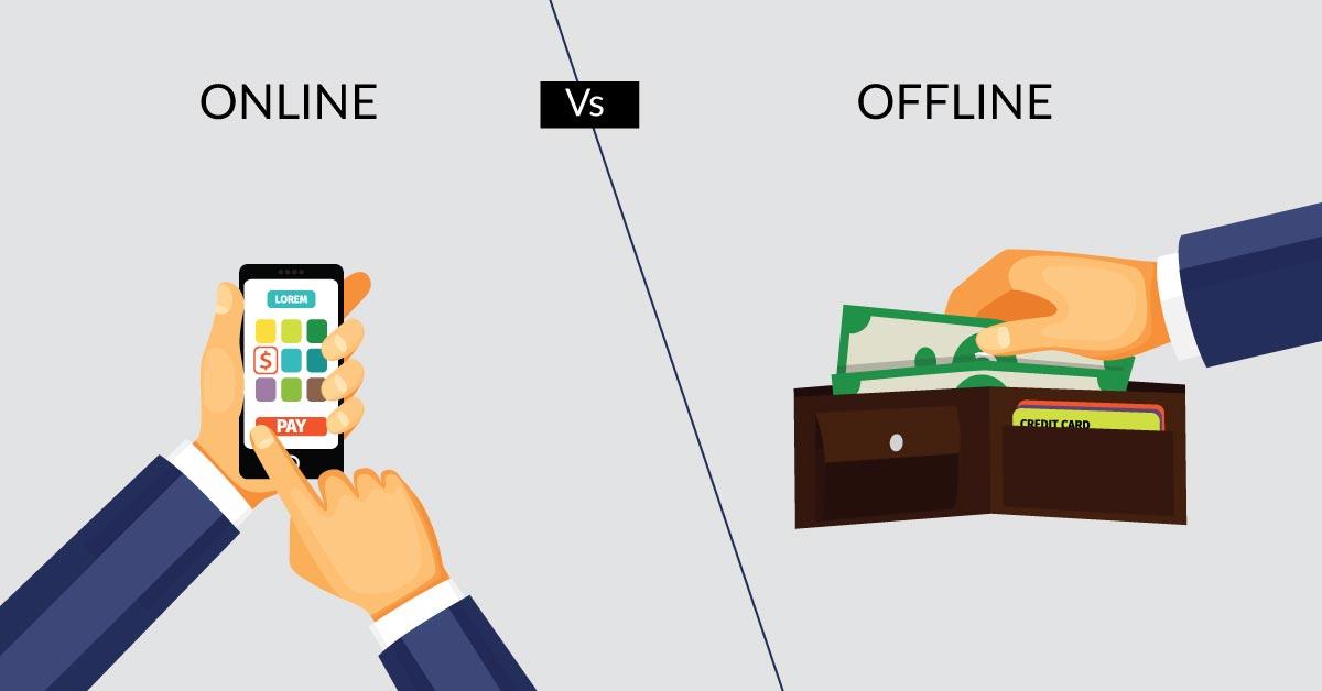 Online o offline? Quale shop, questo è il dilemma?