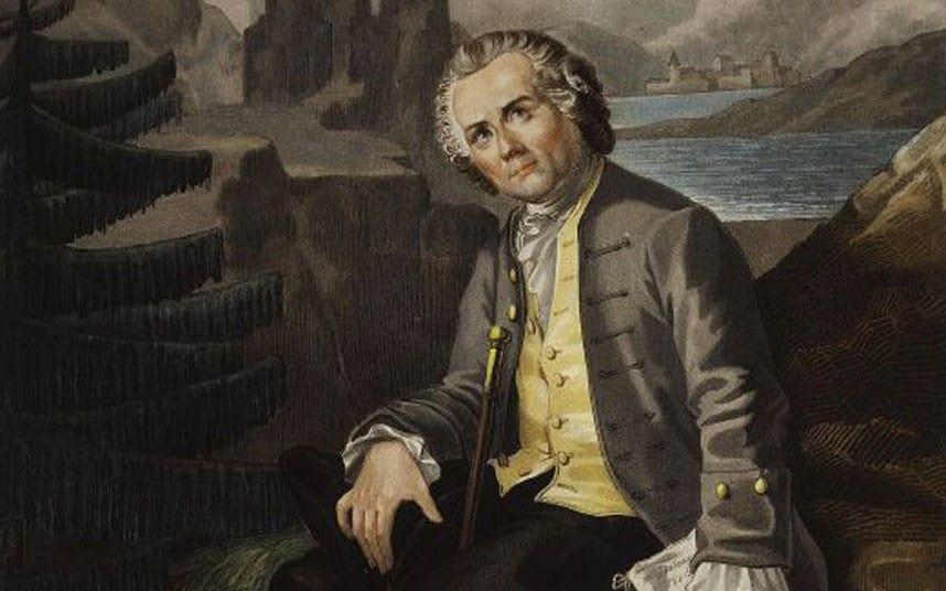 Lettera aperta a Jean-Jacques Rousseau