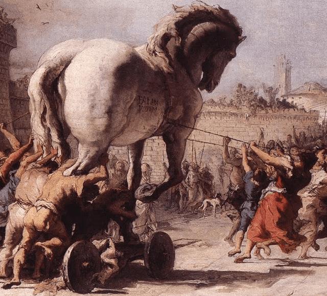 Il cavallo di… Roma