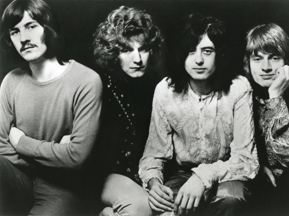 Led Zeppelin: rock