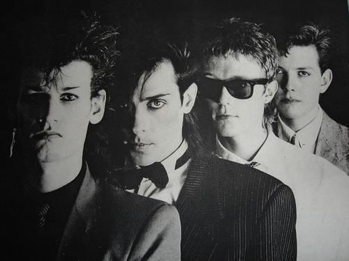 Bauhaus: post punk.