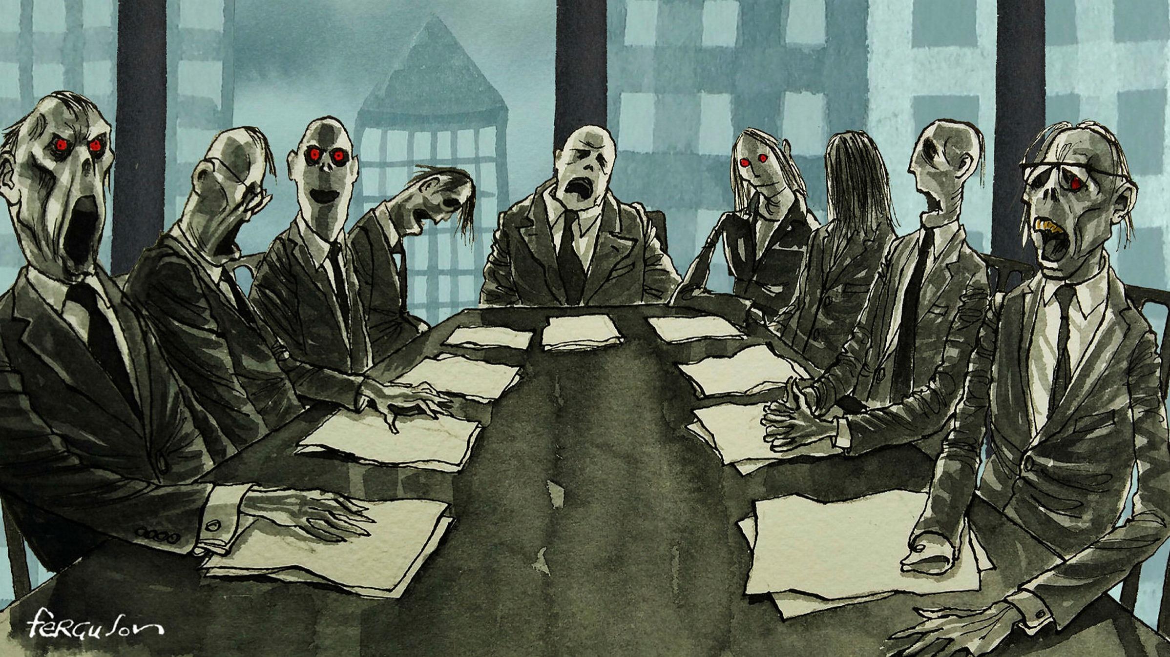 Che cos'è una azienda zombie?