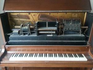 Willis player piano #21029