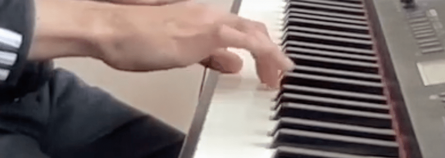 escalas en piano