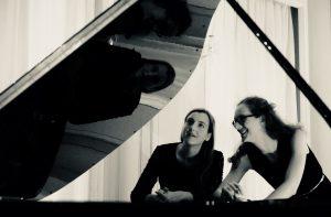 PianoManie Susanne Unger, Sabine Zimmer