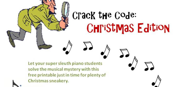 Crack the Code: Christmas Edition