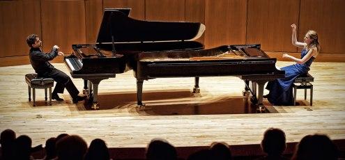 Michigan Piano Duo Ensemble