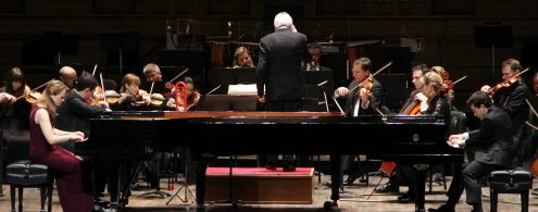 Saint-Saëns Carnival of the Animals Piano Duo and Orchestra