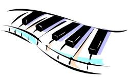 piano key names