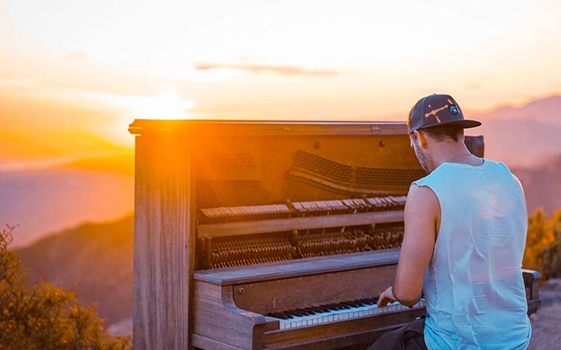 Can Piano Make the World Better?