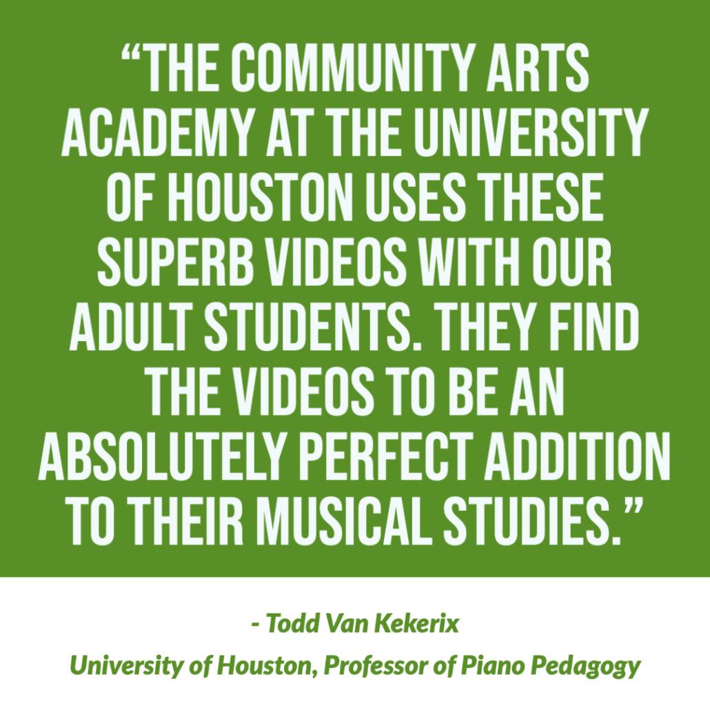 Music Theory Course Piano Program