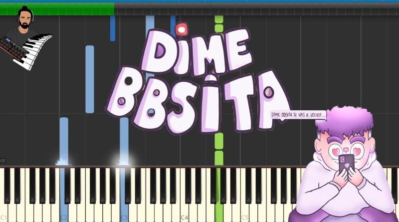 Dime Bbsita - Robledo & Alex Martini