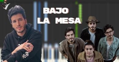 Morat, Sebastián Yatra - Bajo La Mesa
