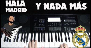 Hala Madrid y nada más/ Himno de la Décima