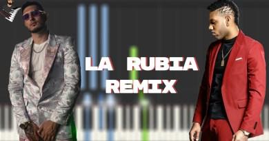 La nueva escuela ft Omar Montes La rubia remix