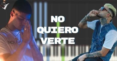 RVFV FT. KEEN LEVY - NO QUIERO VERTE