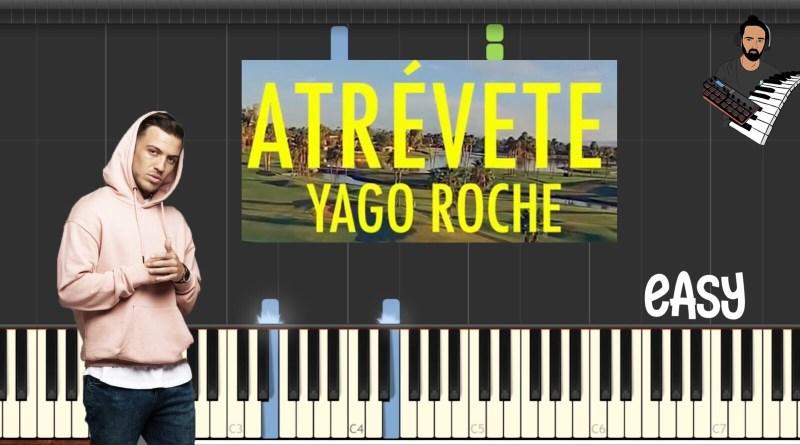 Yago Roche - Atrévete