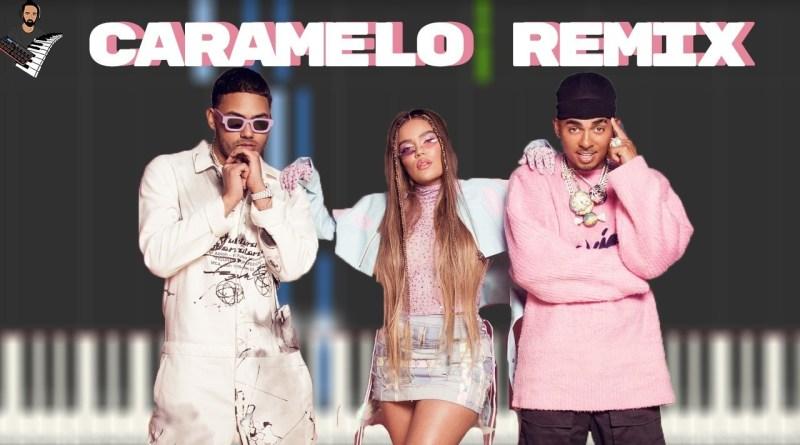 Ozuna x Karol G x Myke Towers - Caramelo Remix