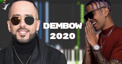 Yandel x Rauw Alejandro - Dembow 2020