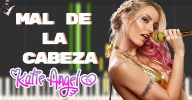 KATIE ANGEL - MAL DE LA CABEZA - ROAST YOURSELF CHALLENGE