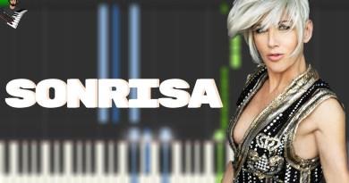 Ana Torroja - Sonrisa / GRUPAL | GALA 10 | OT 2020