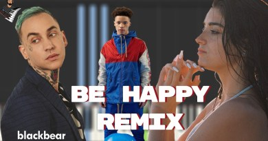 Dixie D'Amelio - Be Happy (ft. blackbear & Lil Mosey) [Remix]
