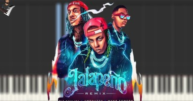 Amenazzy x Wiz Khalifa x Myke Towers - Jalapeño Remix