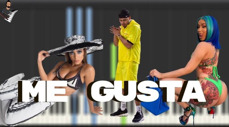 """Anitta """"Me Gusta"""" (Feat. Cardi B & Myke Towers)"""