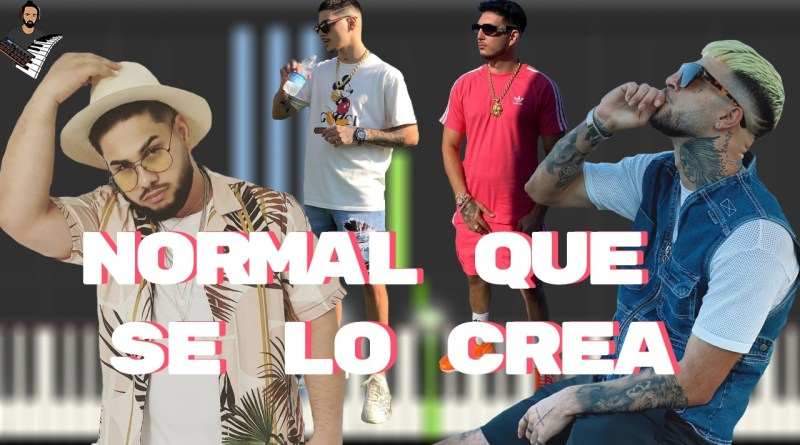 Daviles de Novelda, Omar Montes, Rvfv, Keen Levy - Normal que se lo crea
