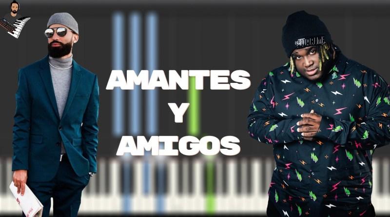 Arcangel x Sech - Amantes & Amigos