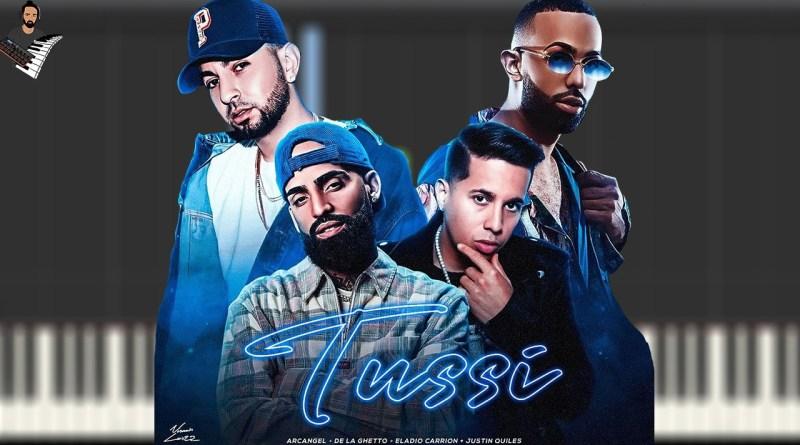 Arcangel x Justin Quiles x Eladio Carrion x De La Ghetto - Tussi