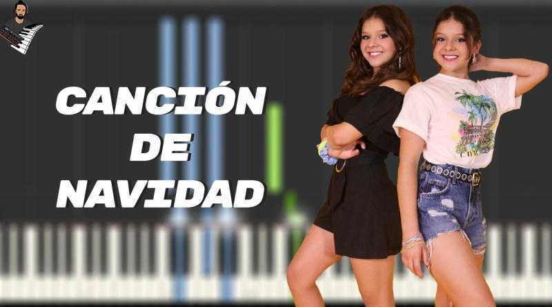 🎤 CANCION ESPECIAL NAVIDAD 🎶 KARINA Y MARINA ft. JOSE SERON ✨|