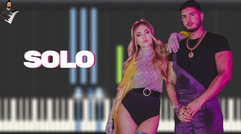 Omar Montes & Ana Mena & Maffio - Solo
