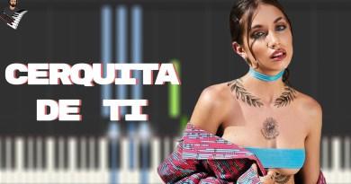 Maria Becerra - CERQUITA DE TI