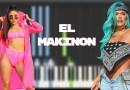 KAROL G & Mariah Angeliq - EL MAKINON