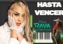 Danna Paola - Hasta vencer (De Raya y el Último Dragón)