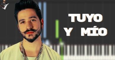 Camilo & Los Dos Carnales - Tuyo y mío