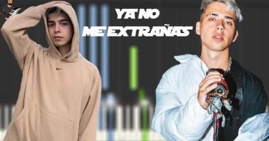 Rusher & Luck Ra - Ya No Me Extrañas