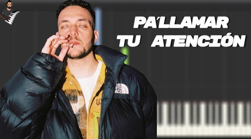 C. Tangana & Alizzz - Pa' Llamar Tu Atención