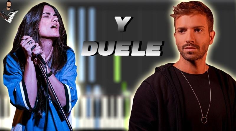 Sofi de la Torre - Y duele feat. Pablo Alborán