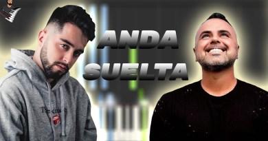 Chema Rivas & Juan Magan - Anda Suelta