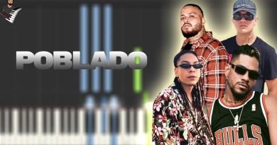 Poblado - Crissin &Totoy El Frio & Natan & Shander