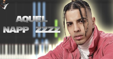 Rauw Alejandro - Aquel Nap ZzZz
